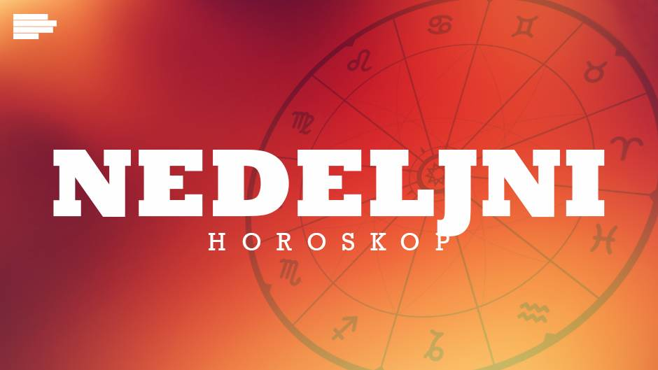 Nedeljni horoskop od 21. 1. do 27. 1. 2019.