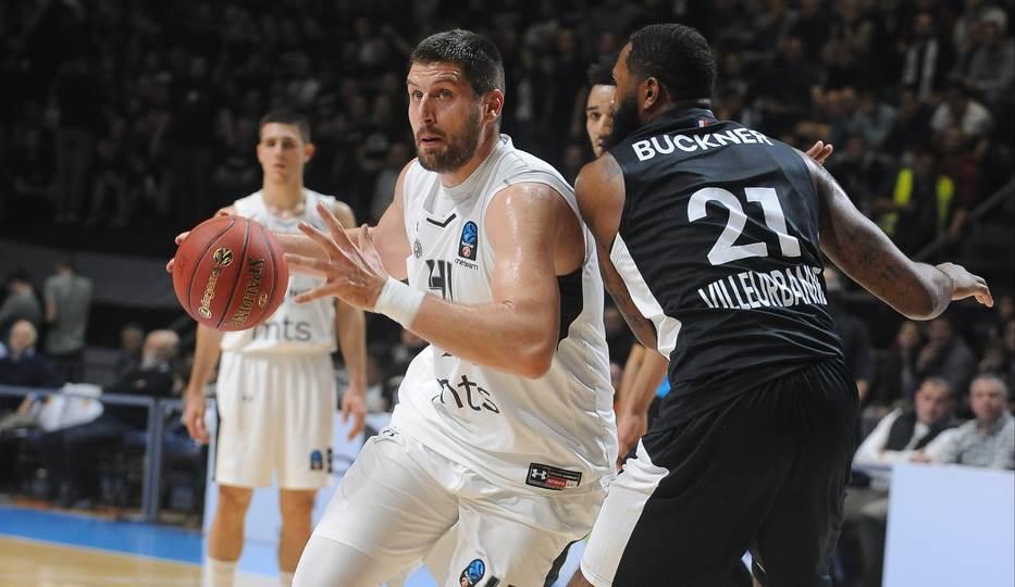 Đorđe Gagić KK Partizan Asvel