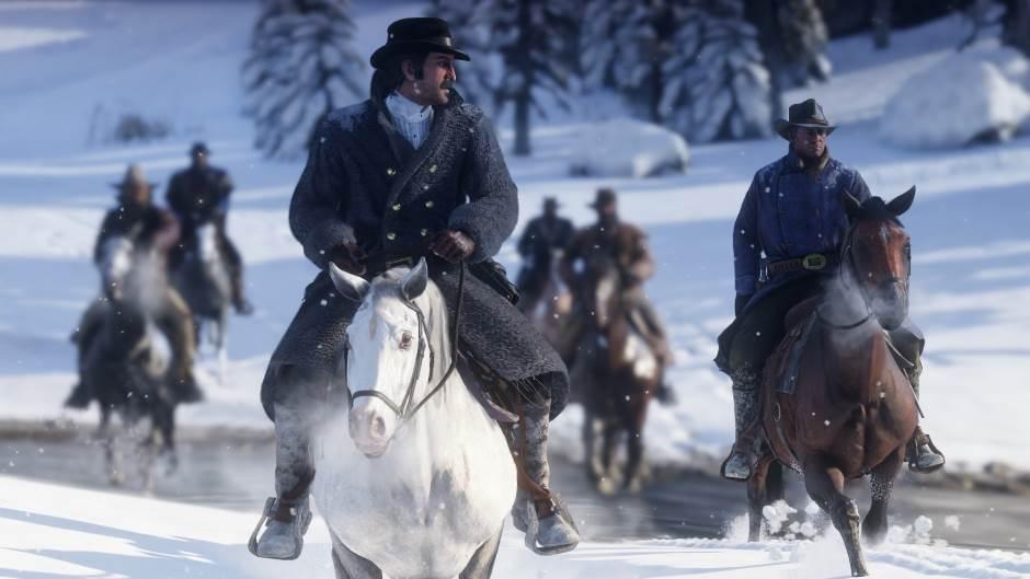 Red Dead Redemption 2 prihvatio Fortnite stil igre