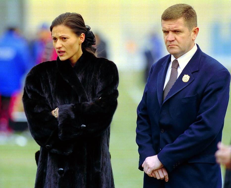 Borislav Pelević, Svetlana Ceca Ražnatović