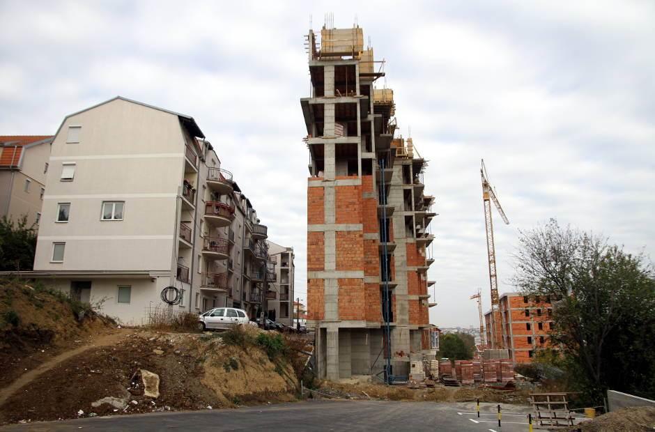 """Zgrada o kojoj """"bruji"""" ceo Beograd"""