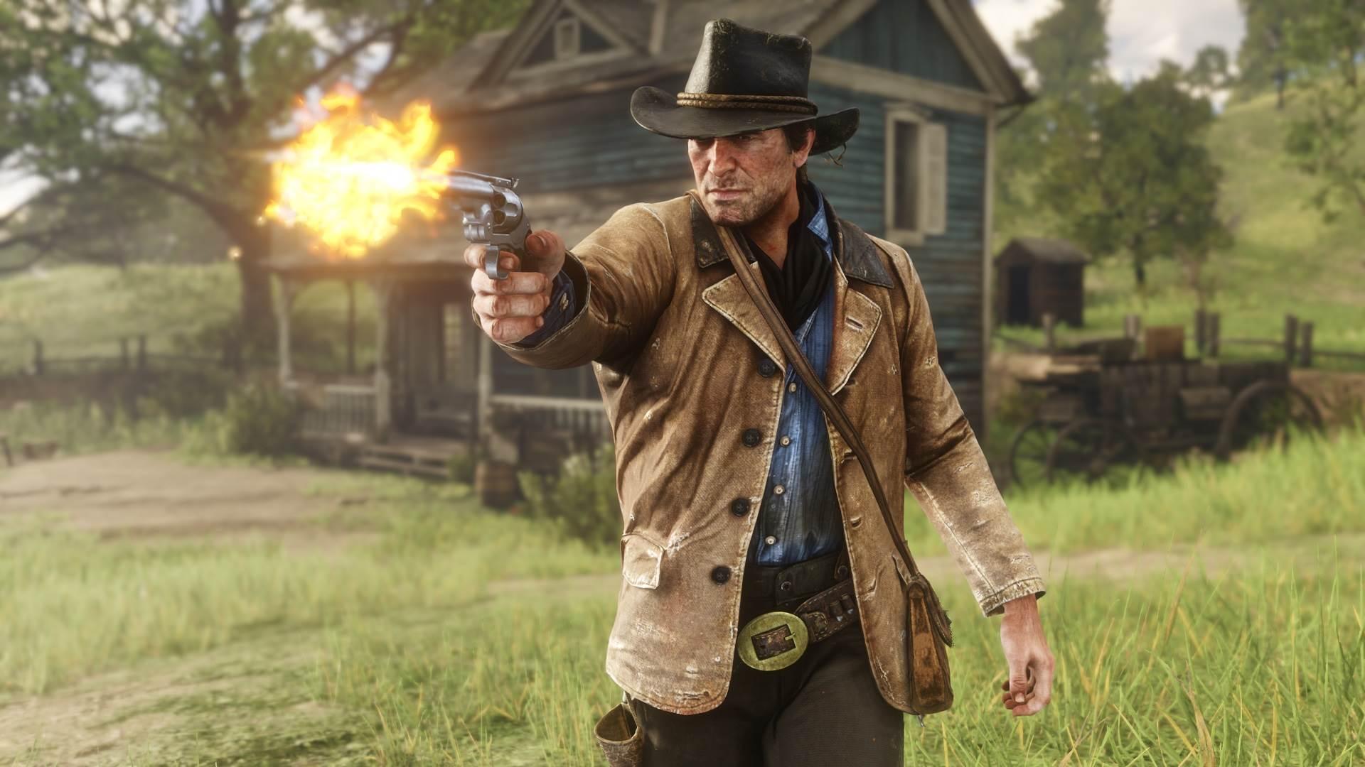 Red Dead Redemption Never Seen ScreenShots before