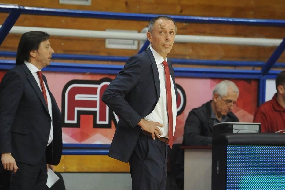 Milan Tomić KK Crvena zvezda dvorana FMP
