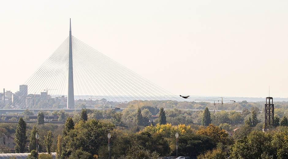 jesen, most na adi,