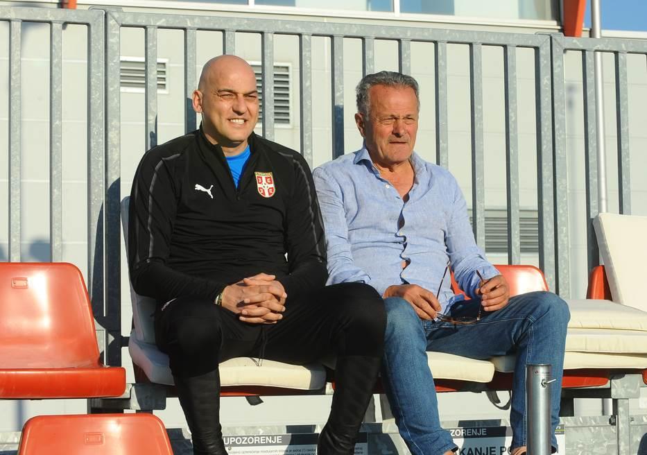 Darko Kovačević i Nenad Bjeković
