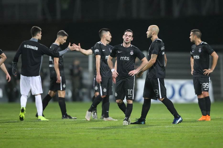 Partizan opet poveo, pa kiksnuo! (FOTO/VIDEO)