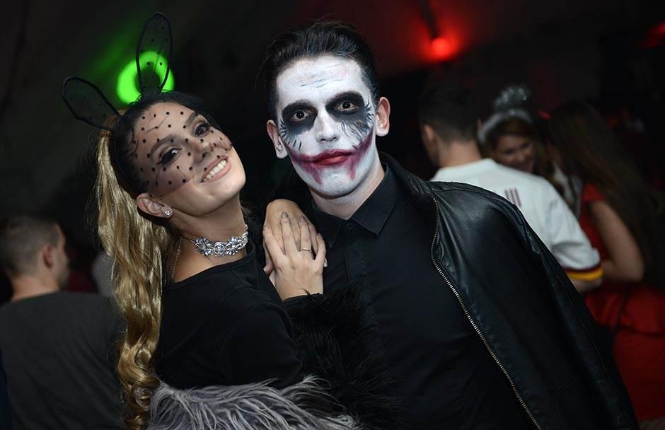 "Beograd: Halloween ""ludilo"" pod maskama!"