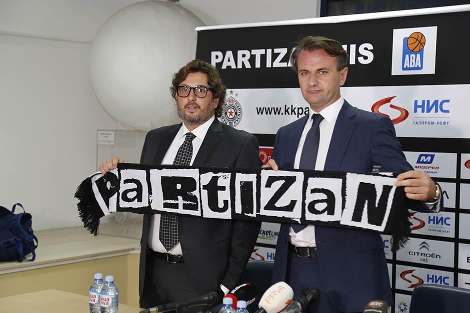 """""""Ovo nije običan klub - ovo je Partizan"""""""