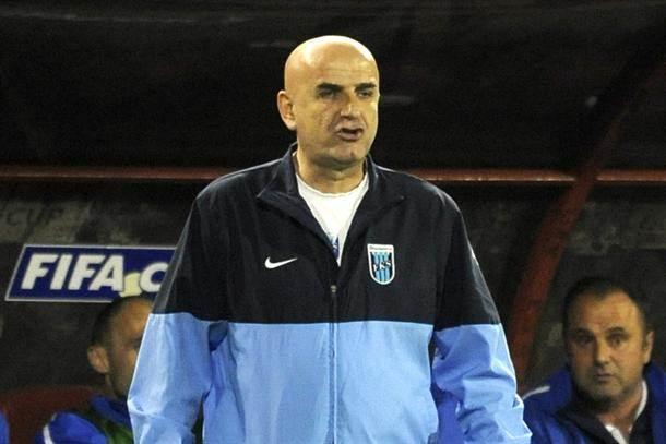 Dragan Đorđević trener