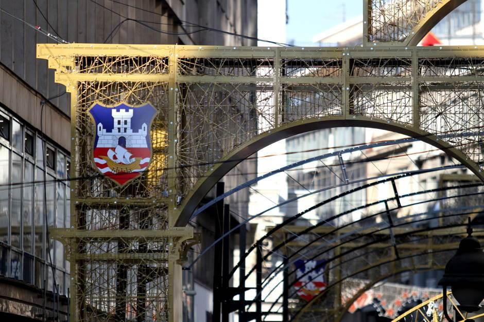Novi ukras Beograda: Zlatna kapija u Knezu