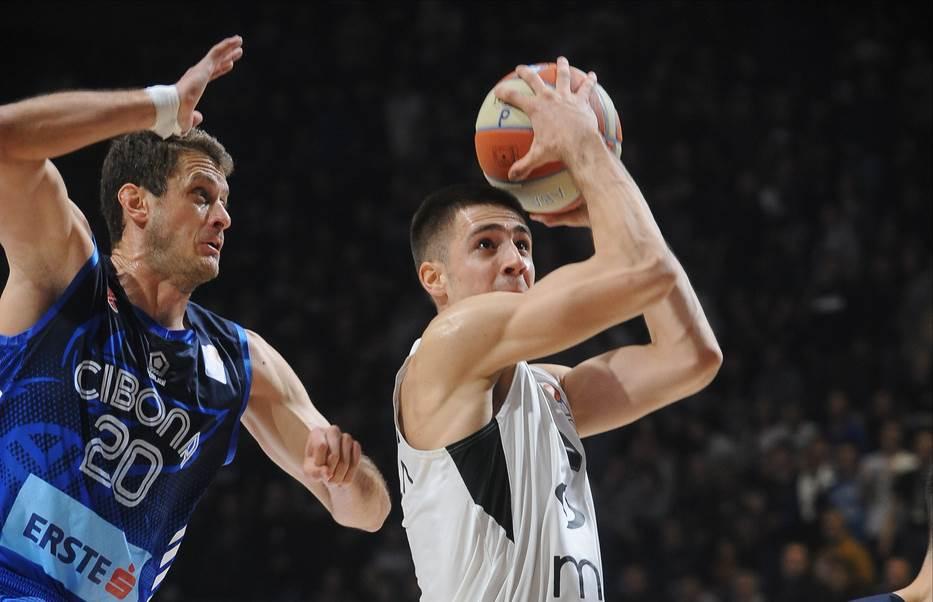 "Partizan u seriji, Trinkjeri dobio prvi ""klasik""!"