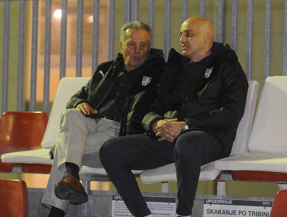 """Novi početak u Pazovi: Krstajić okupio """"orlove"""""""