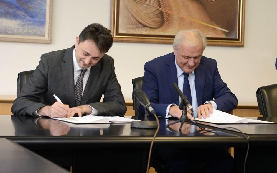 Predrag Ćulibrk, Telekom Srbija, Dragan Bujošević