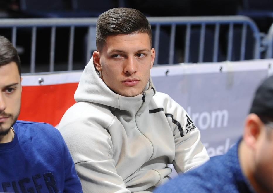 I Luka Jović gledao Zvezdu