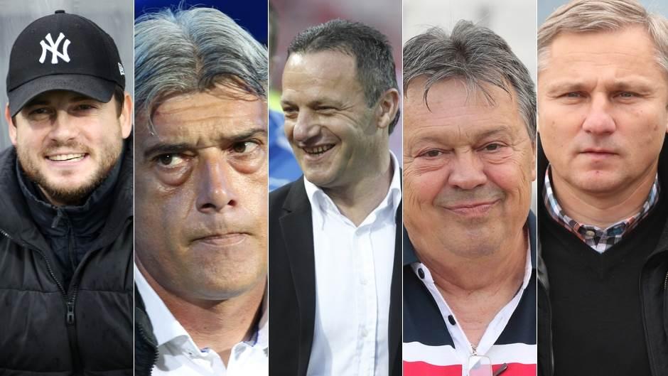 Klubovi menjaju trenere, fudbal ostaje isti