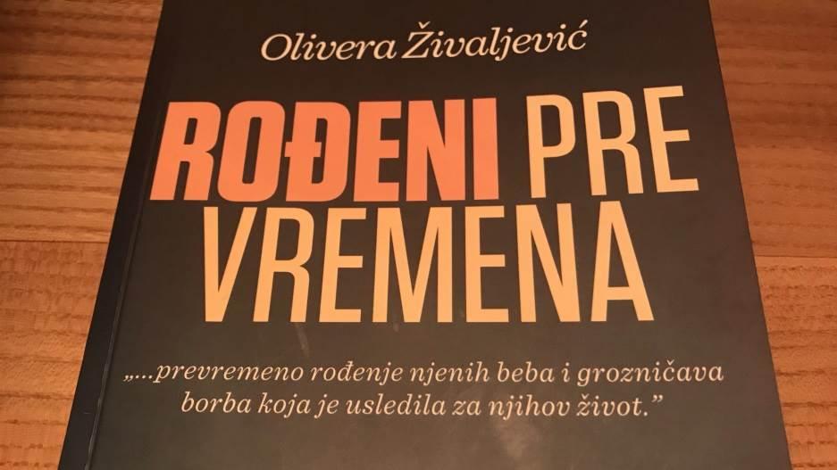 olivera živaljević, rođeni pre vremena