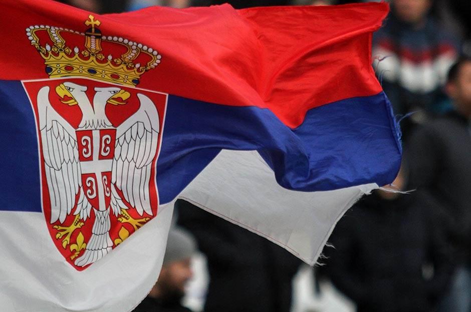srbija, zastava srbije, orlovi