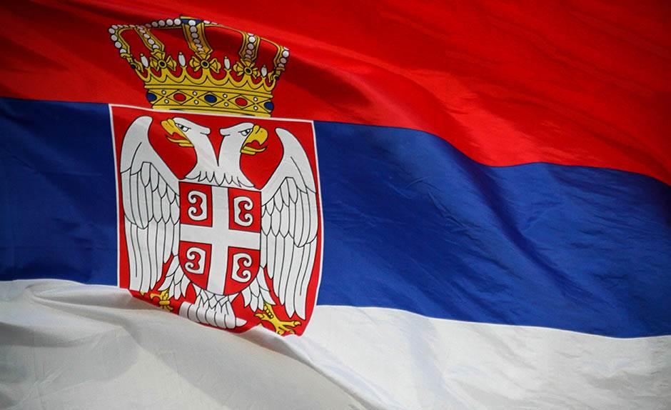 srbija, zastava, zastava srbije