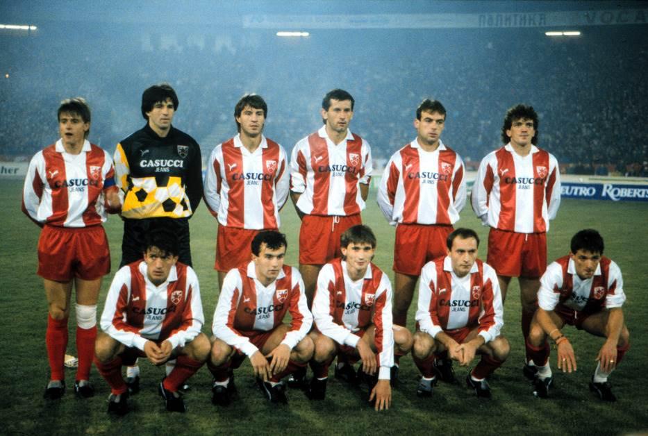 Stojković, Stojanović, Radovanović, Ivanović, Najdoski, Vasilijević. Čuče: Šabanadžović, Savićević, Bursać, Đurović i Jurić.