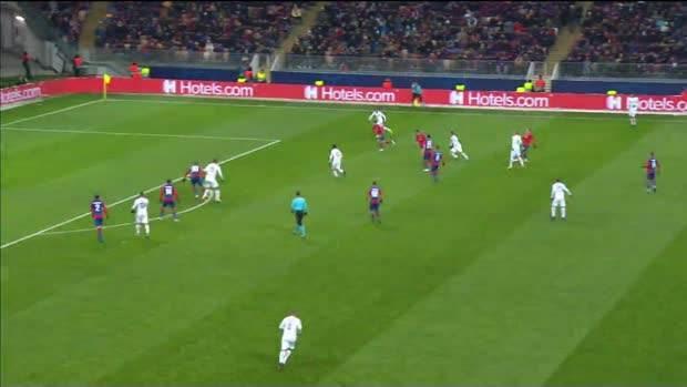 CSKA Moskva, Viktorija Plzenj, Liga šampiona, golovi