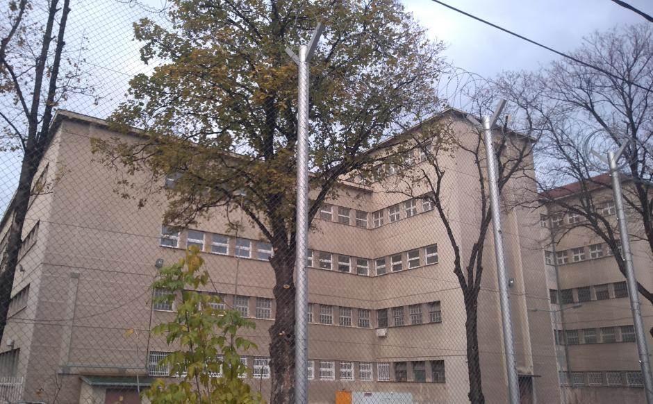 centralni zatvor cz okružni zatvor osuđenici bačvanska