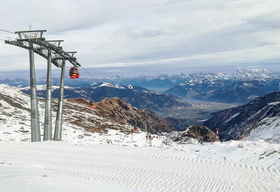 Između neba i zemlje - Kicštajnorh Austrija