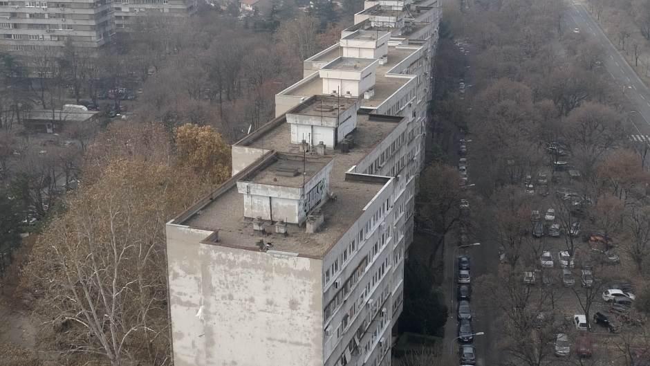 Neobične zgrade Beograda - Testera (VIDEO)