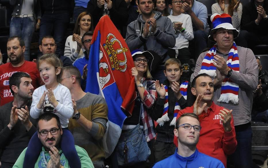 Đorđević: Hvala igračima, klubovima i punoj dvorani!