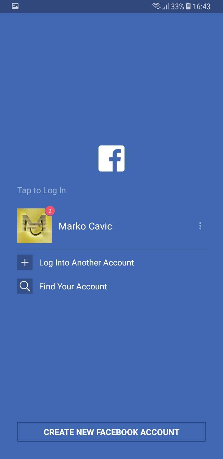 Facebook izlogovao korisnike u Srbiji