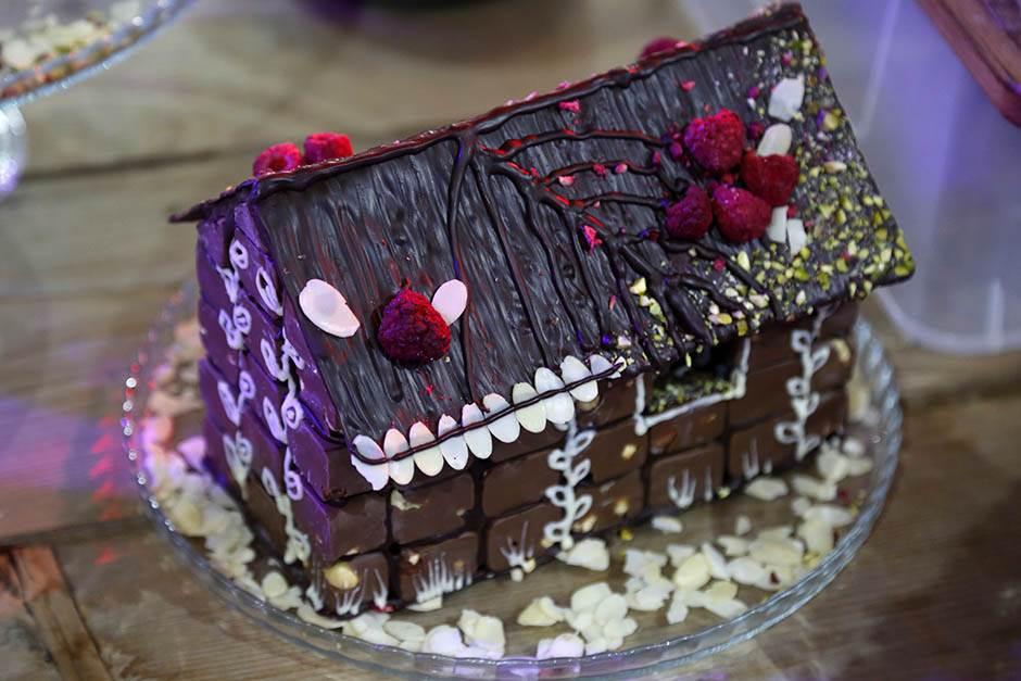 Uživancija za ljubitelje čokolade!