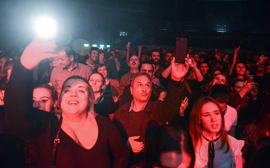 Mando Diao u Beogradu: Vreme je za zabavu! (FOTO/VIDEO)