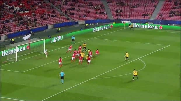 Benfika, AEK, Liga šampiona