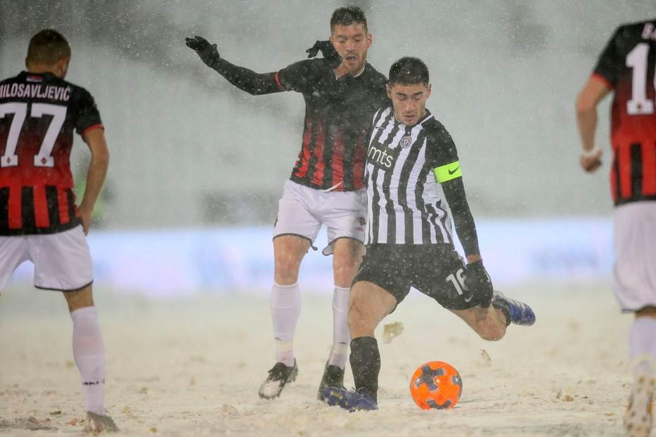 Zajednica odbija žalbu Partizana