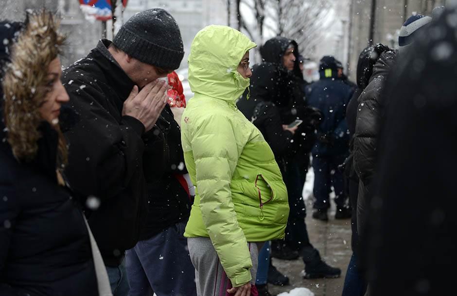 Beograd: Mame ne odustaju!