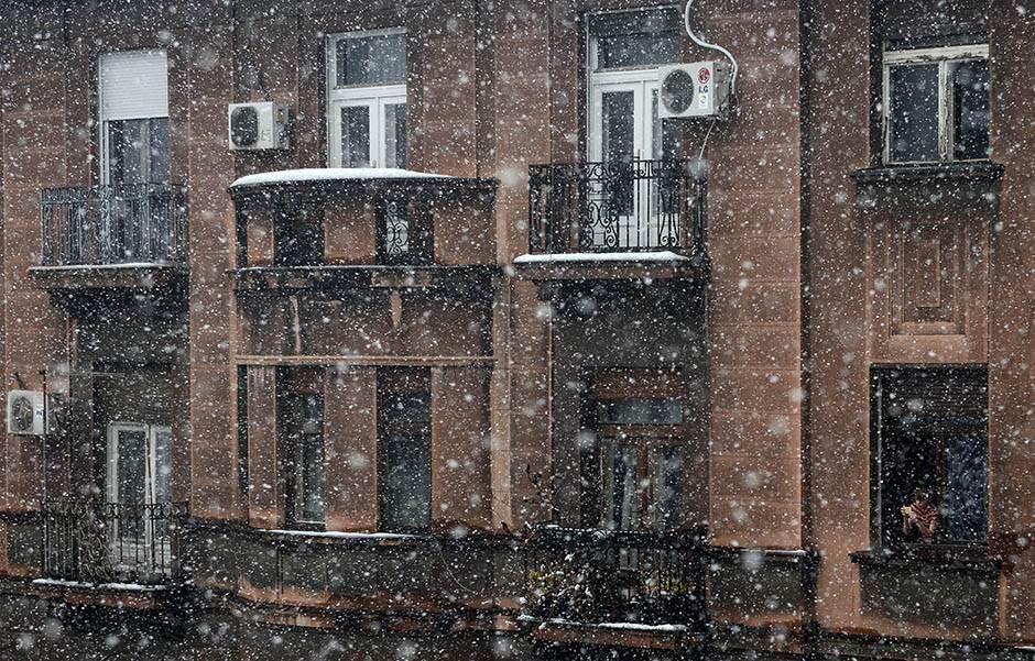 Sneg: Konačno ili baš i nije morao?