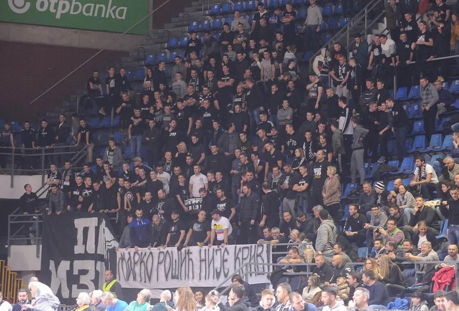 Crno-beli ne zaboravljaju Harisa Brkića (FOTO)
