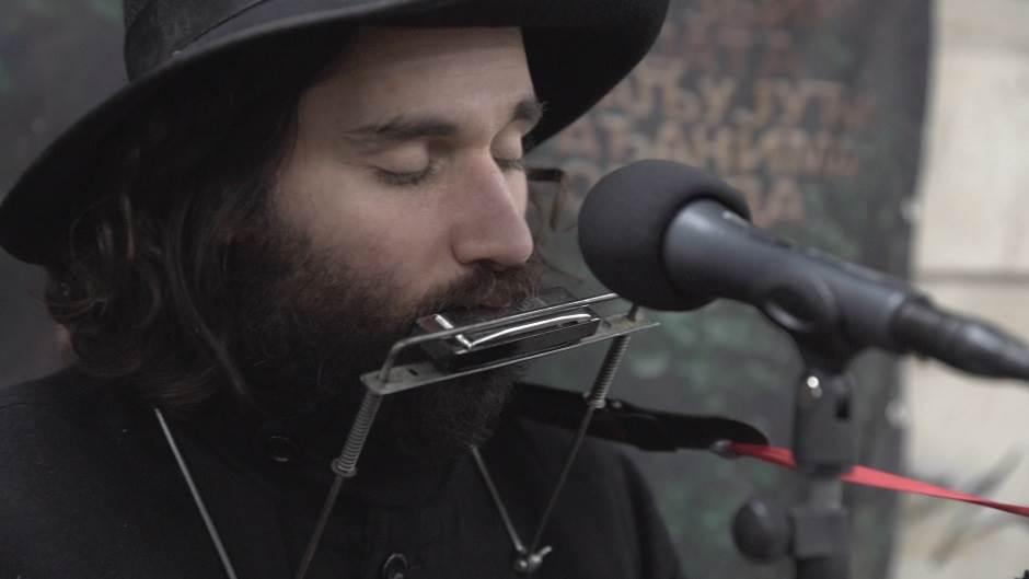 svirač, muzičar, ulični svirač