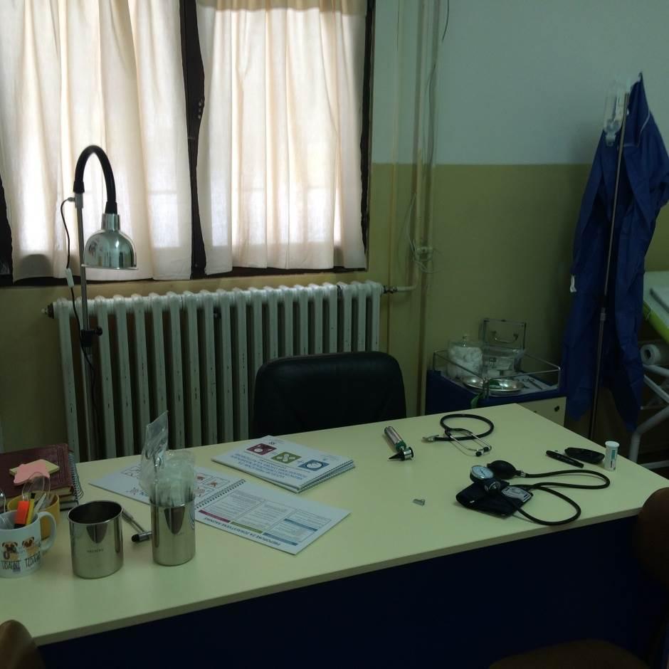ordinacija, lekar, pregled