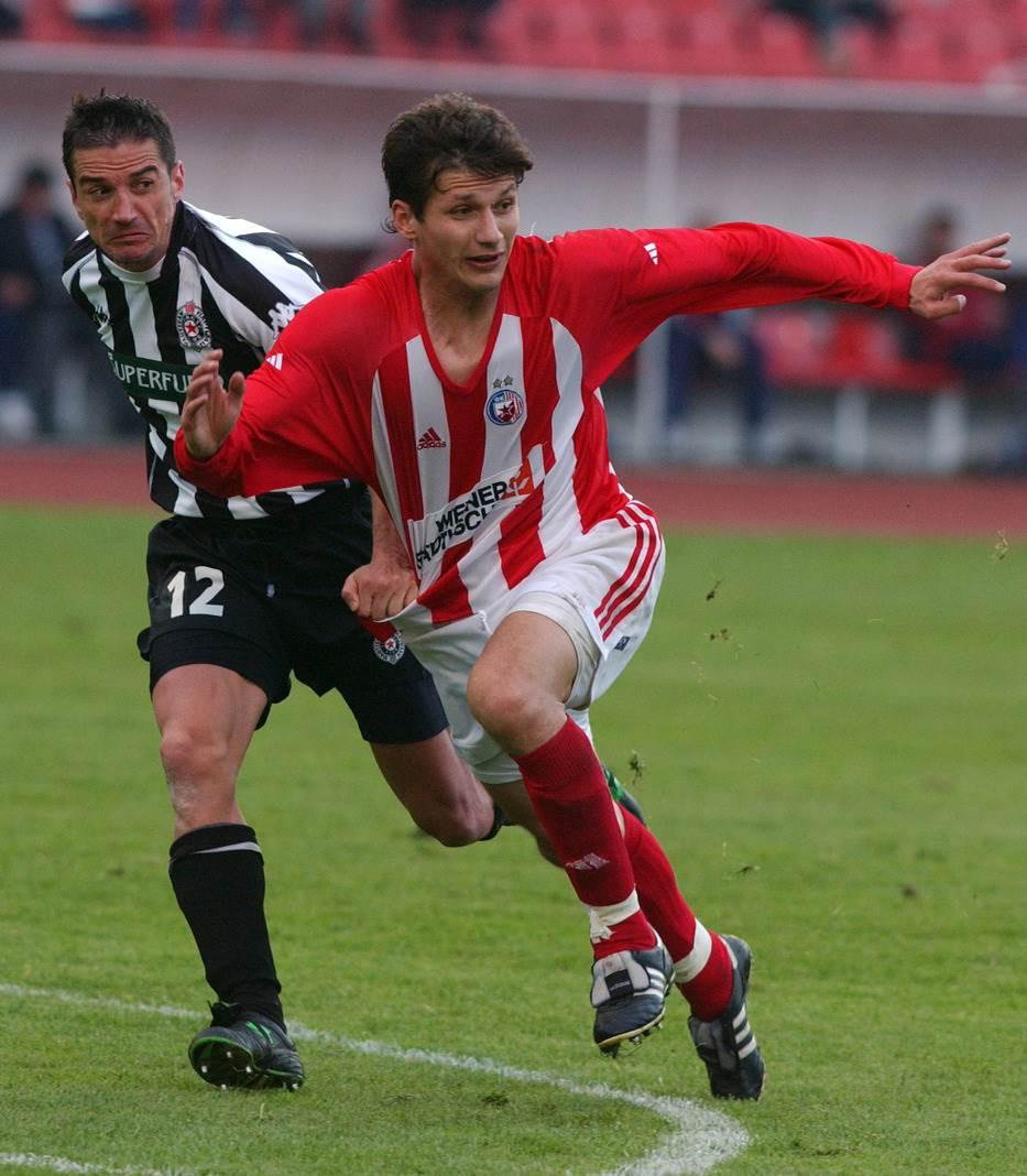 Marko Pantelić, Zoran Mirković