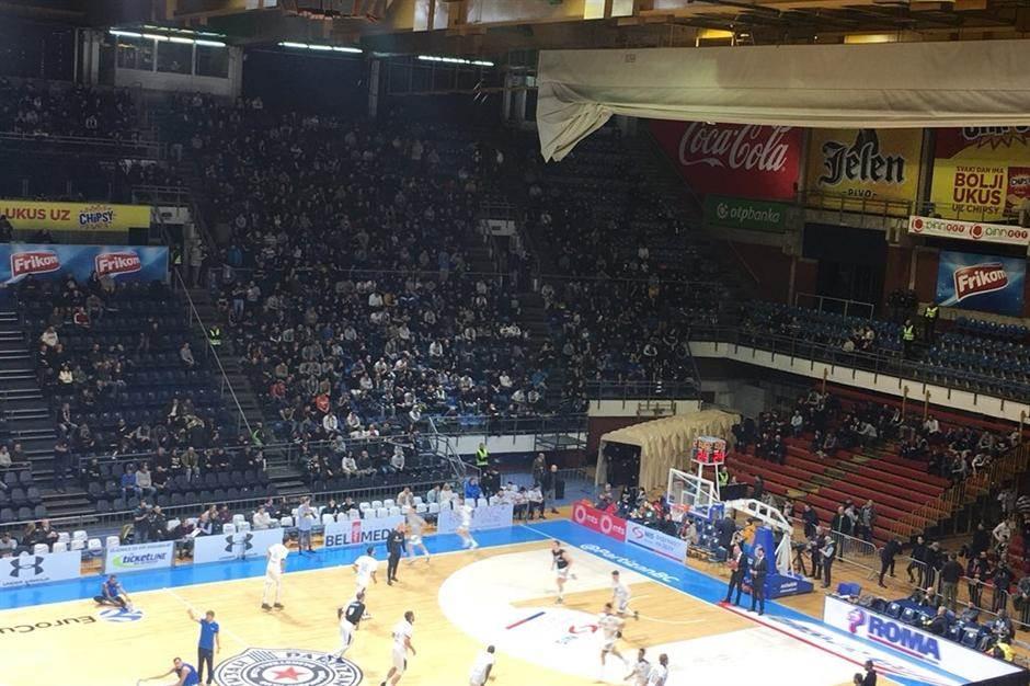 Pionir KK Partizan Evrokup