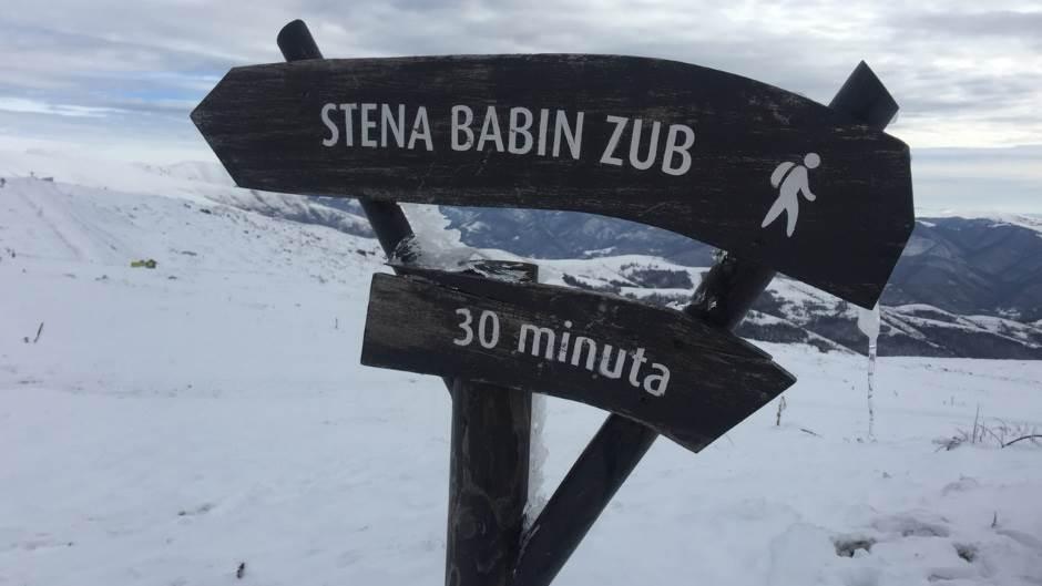 Stara planina, skijanje