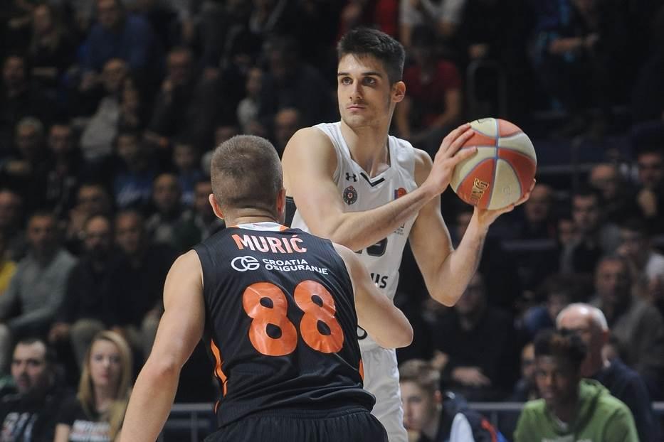 Rade Zagorac KK Partizan Cedevita