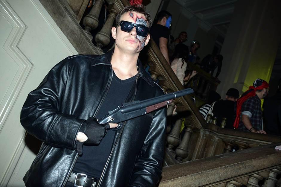 KST Maskenbal: CIRKUS u Beogradu!