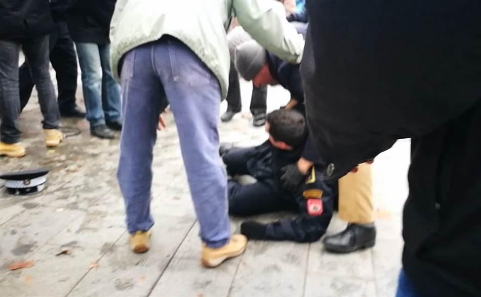 banjaluka, policajac napad