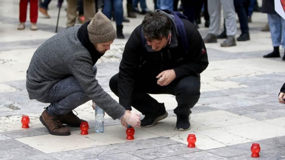 protest, pravda za davida