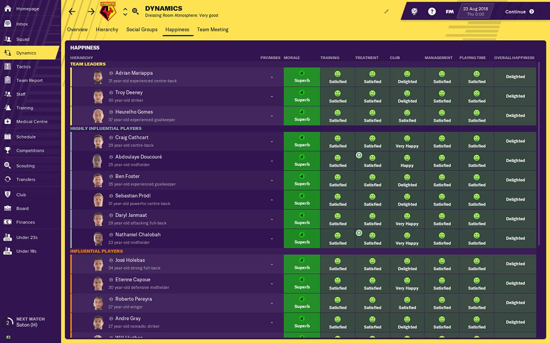 Igrali smo Football Manager 2019: TO JE TO! (VIDEO)