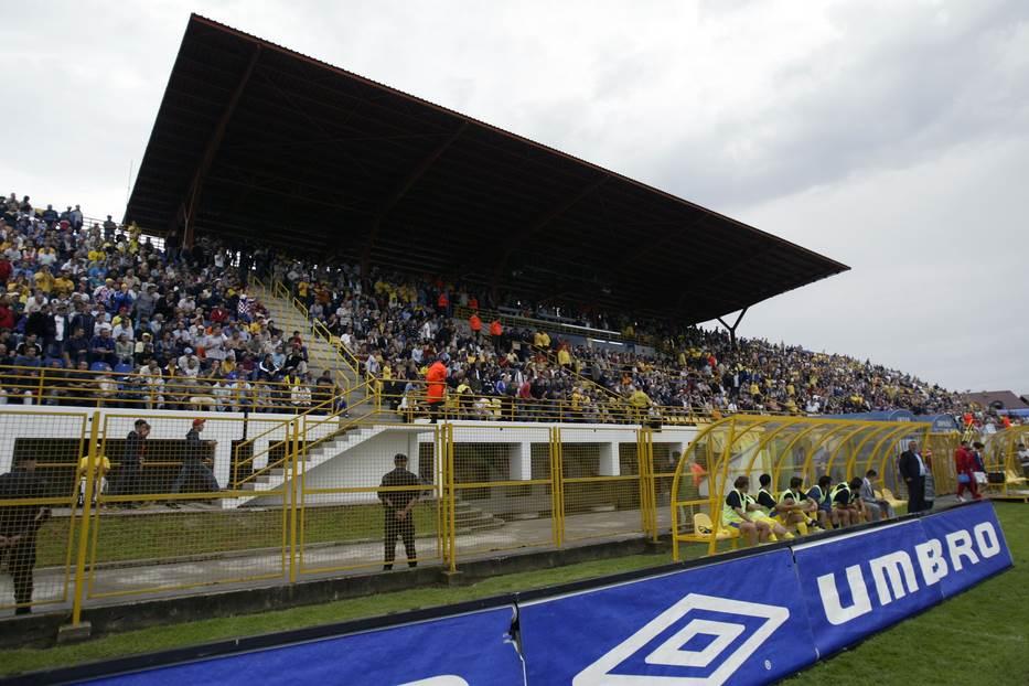 Stadion u Zaprešiću tokom 2006. godine.