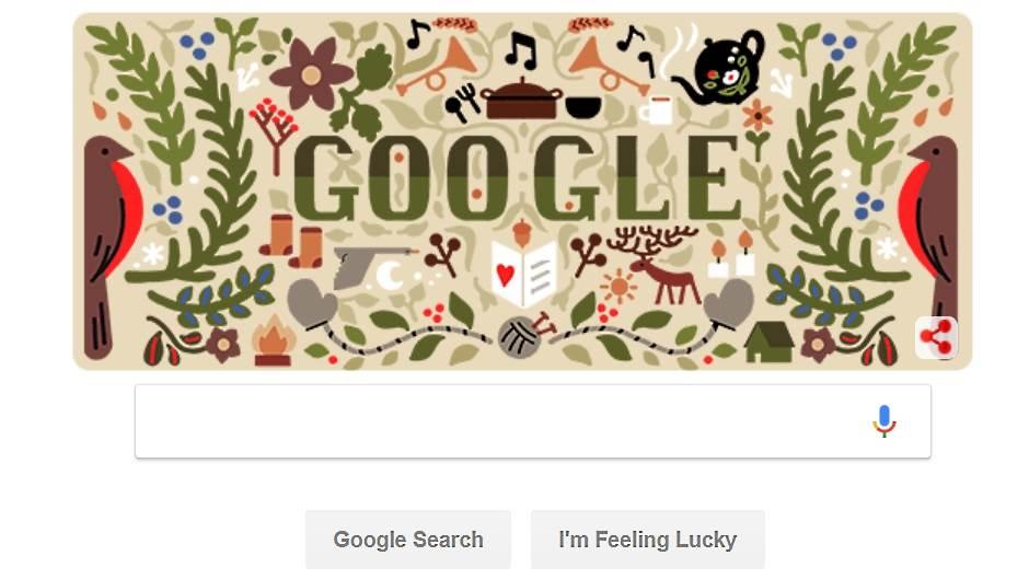 Google: Srbijo, Hristos se rodi! (FOTO)