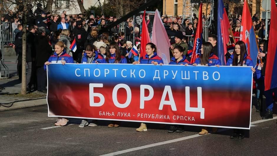 Otkaz iz kluba jer je čestitao Dan Republike Srpske?!