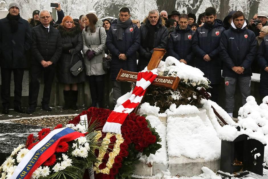 šekularac sahrana